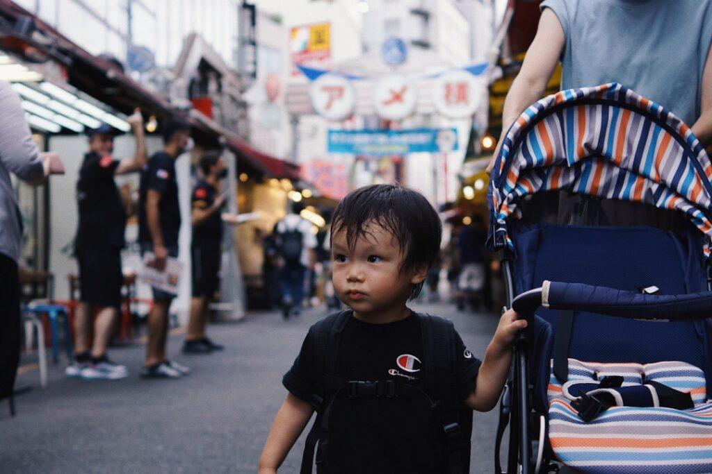 東京上野 アメ横